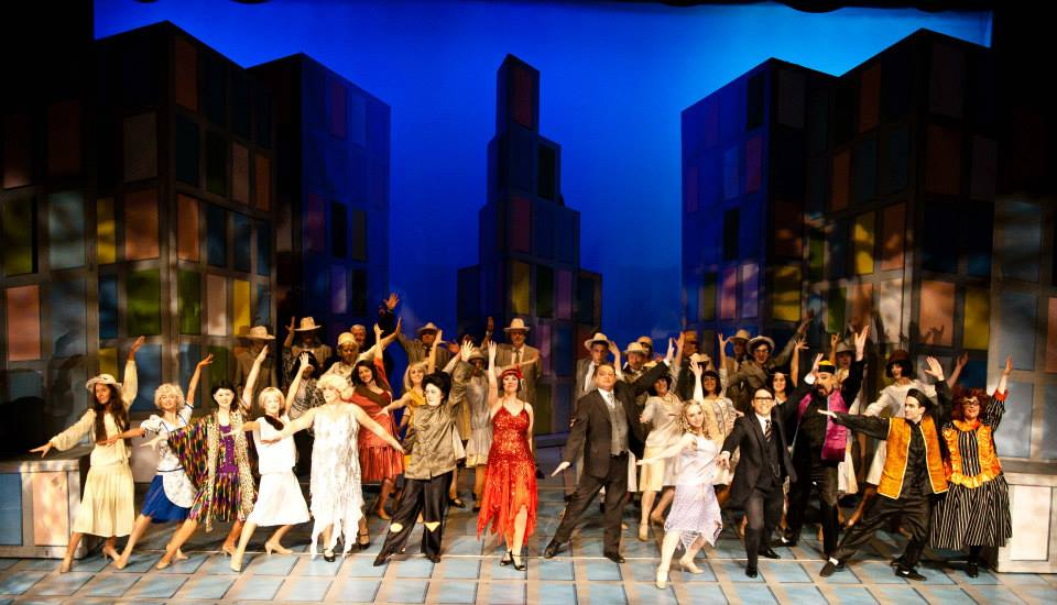 AIMS Review – Thoroughly Modern Millie