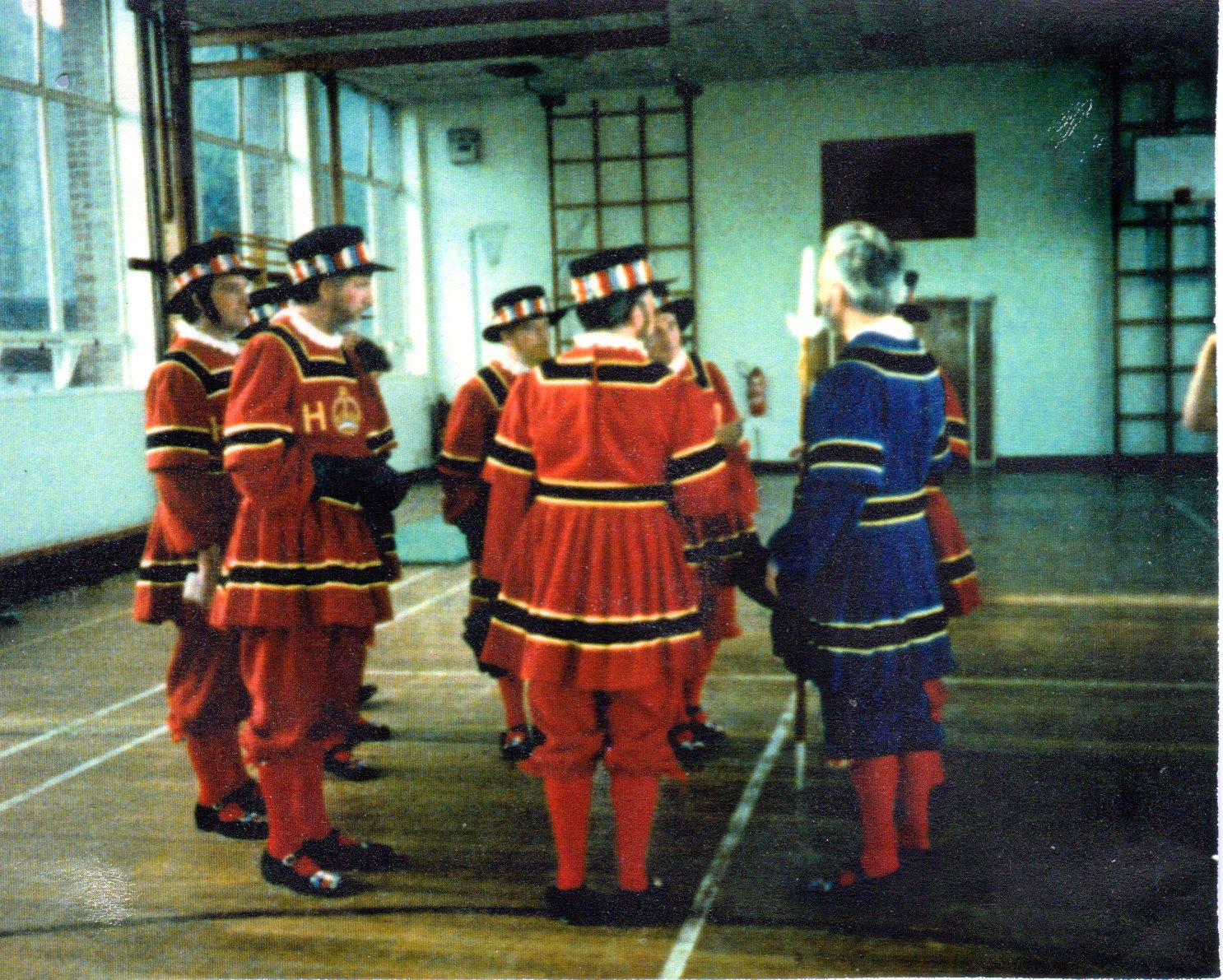 Adjudication – The Yeomen of the Guard, 1986
