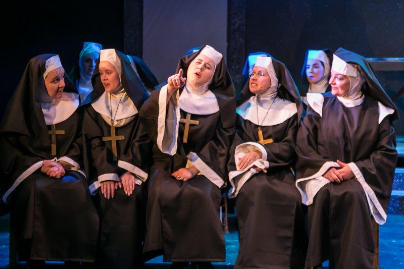 Sister Act, 2018