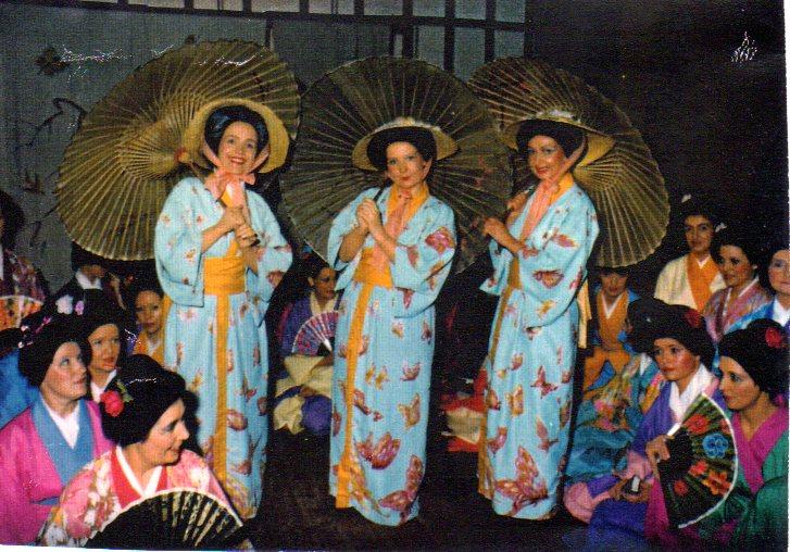 1980 – Three Little Maids from School